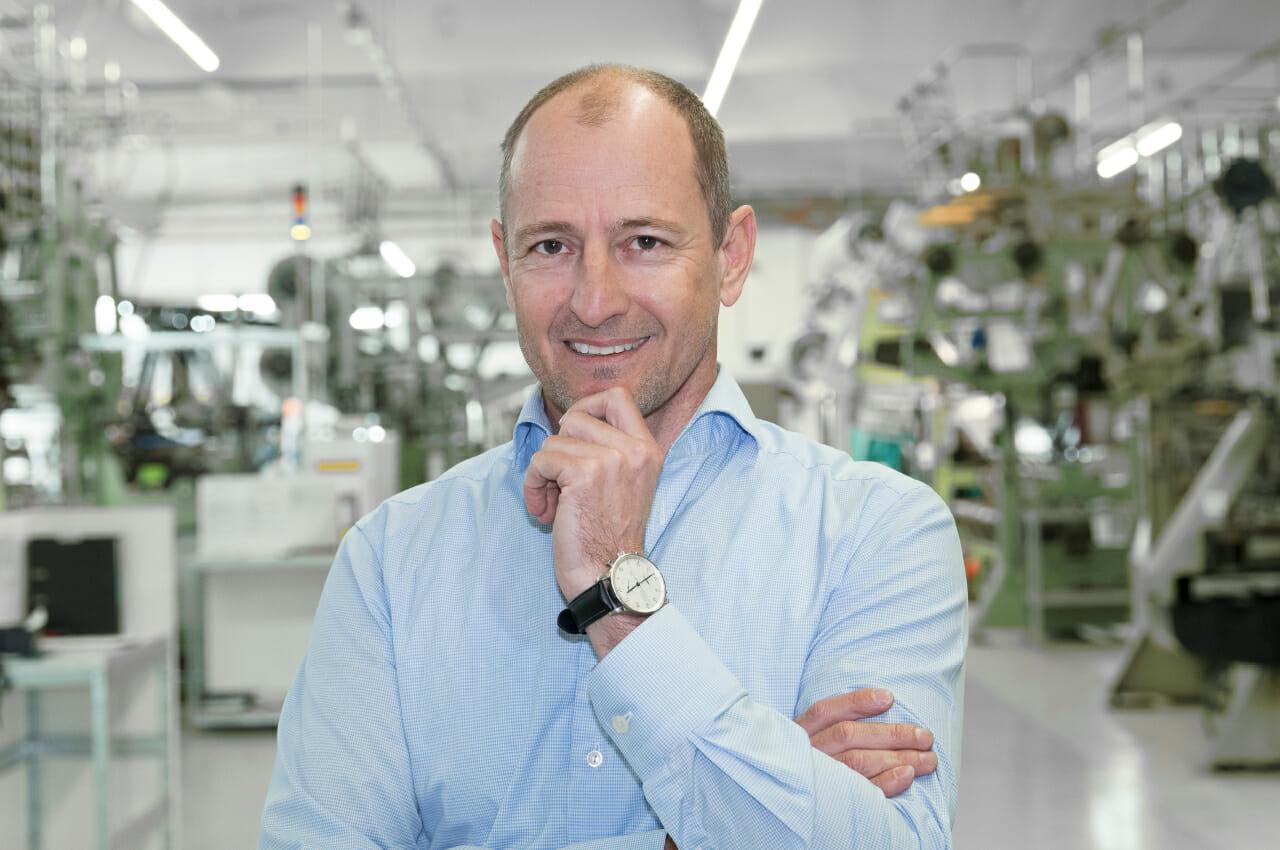 Jörg Nachbaur, Geschäftsführer